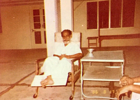 PROFESSOR UBAID ULLAH KHAN DURRANI CHRONOLOGY